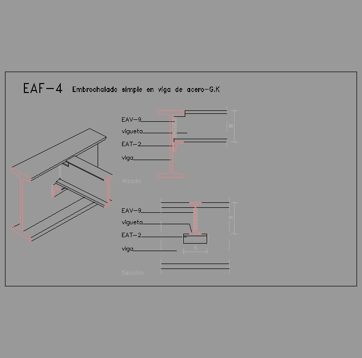 Malla espacial autocad download free software blogsfortune for Detalles cad