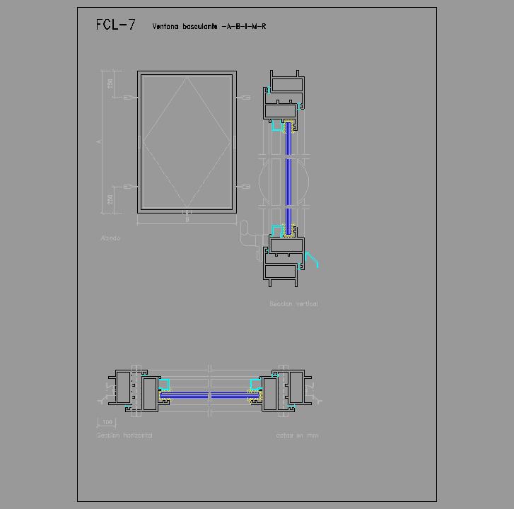 Bloques cad autocad arquitectura download 2d 3d dwg 3ds for Detalles autocad
