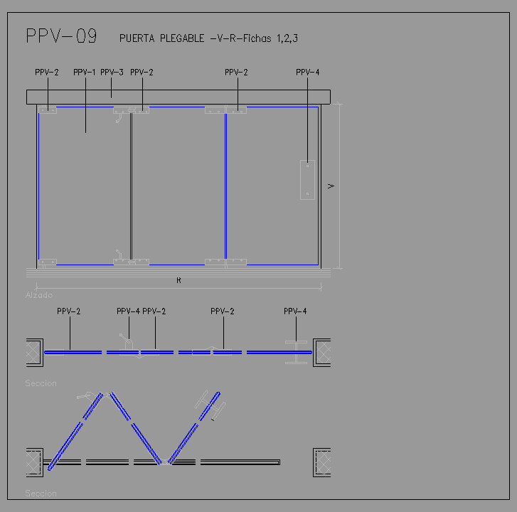 cad projects biblioteca bloques autocad ppv 09
