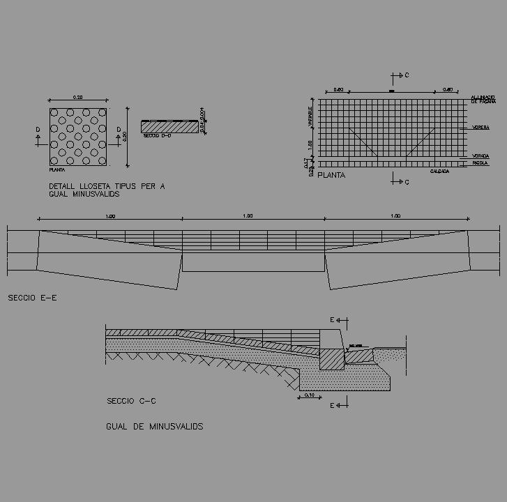 Cad-Projects - Biblioteca Bloques Autocad - arquitectura y ...