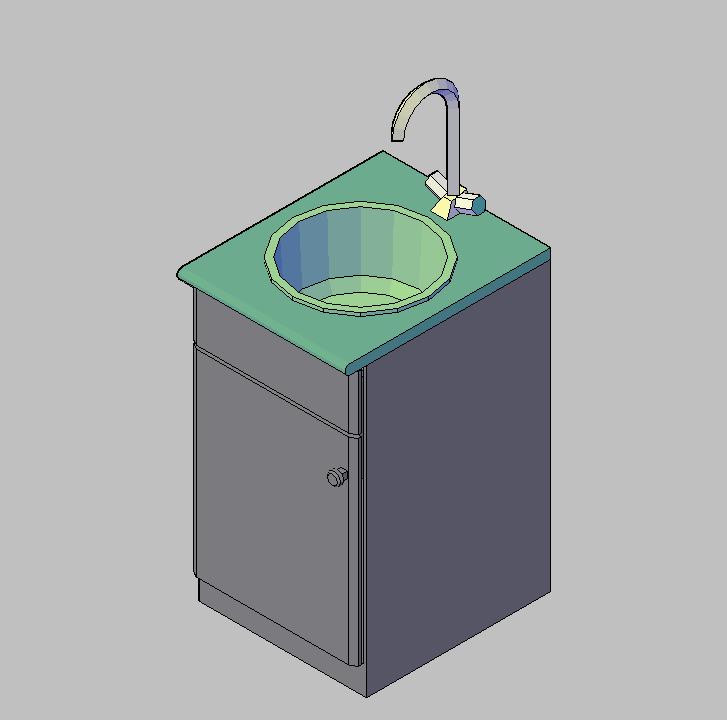 Cad projects biblioteca bloques autocad arquitectura y for Pozas para cocina