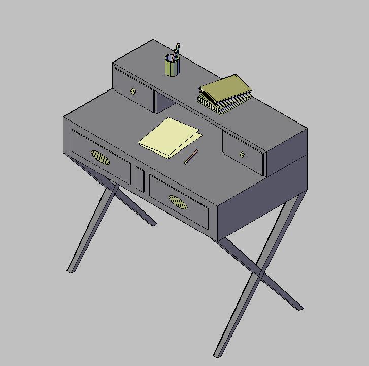 Dorable muebles de cad regalo muebles para ideas de for Muebles 3d autocad