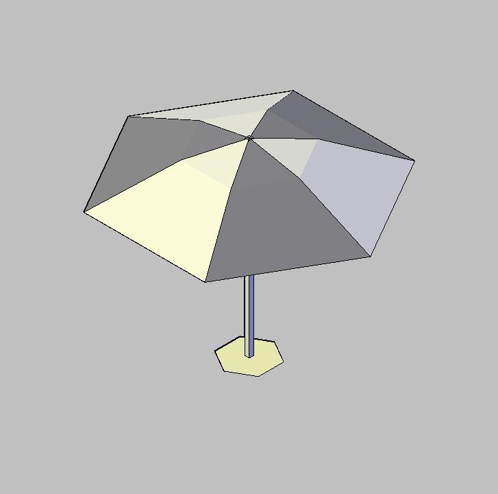 Cad projects biblioteca bloques autocad arquitectura y for Mesas con sombrilla para exterior