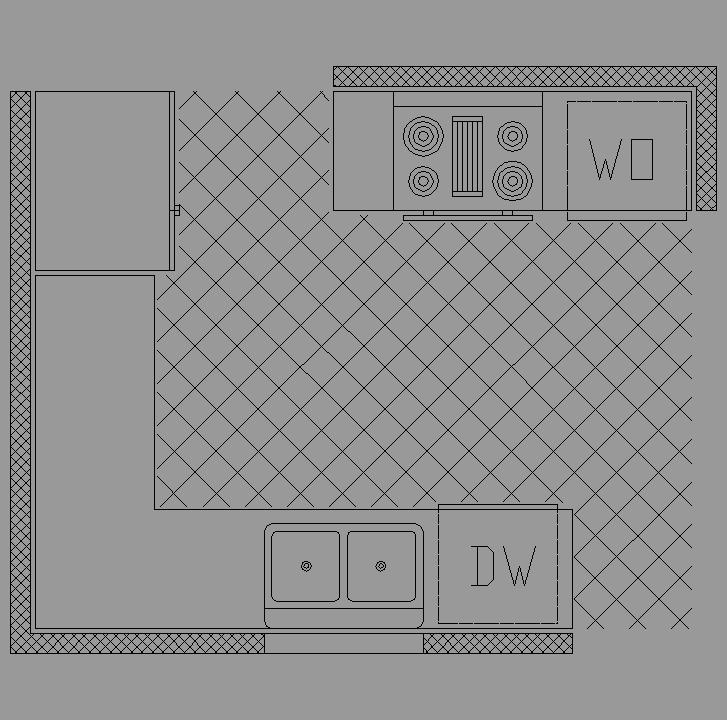 Cad projects biblioteca bloques autocad arquitectura y for Bloques autocad cocina