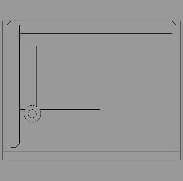 Cad projects biblioteca bloques autocad mesa dibujo - Mesa de dibujo tecnico ...