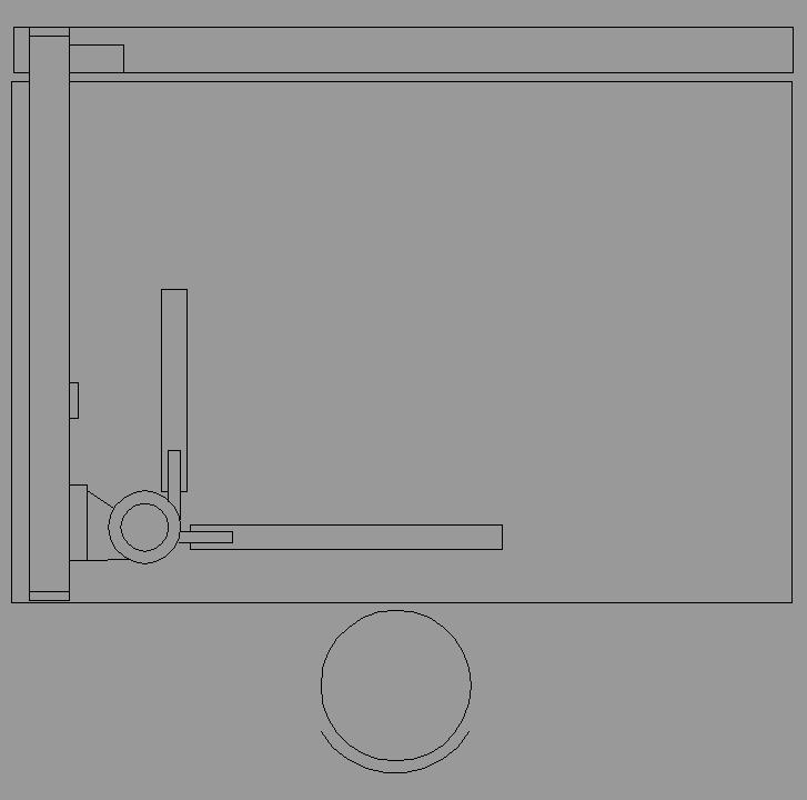 Cad projects biblioteca bloques autocad mesa dibujo - Mesas de arquitectura ...